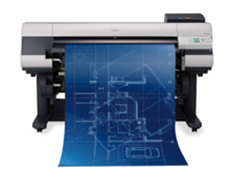 Plotter Canon ipf825 produccion