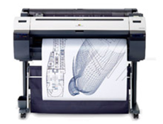 Plotter Canon IPF755 en A0 ancho 914mm (36